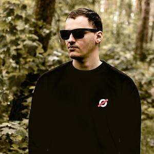 Classic man's sweatshirt black H